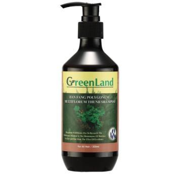 綺緣-GreenLand 密絲髮漾洗髮精 300mlx8瓶
