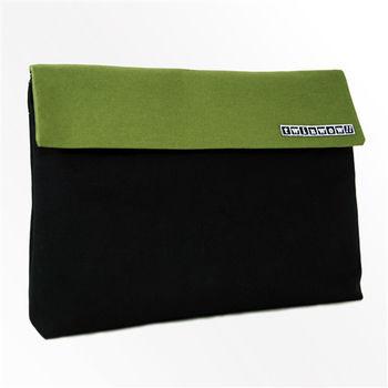 twinwow - 都會工藝 - 細緻質感公事包 - 時尚黑綠