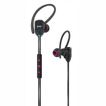 JAM Transit Micro 無線藍芽防水運動耳機 - 粉紅色