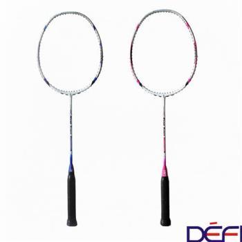 【DEFI】NA-788 專業比賽級羽球拍(俏麗粉/藍)