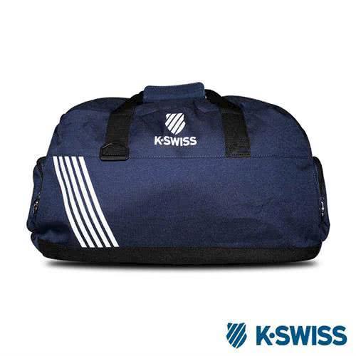 K-swiss 運動休閒旅行包-深藍