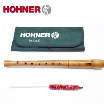 【Hohner 德國品牌】梨木 高音木笛直笛 英式 3色可選 (NO.8621~3)