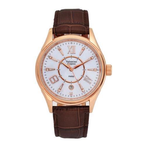 【valentino coupeau范倫鐵諾古柏】星光閃耀真鑽機械腕錶