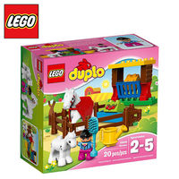 樂高【LEGO】得寶系列 L10806 馬