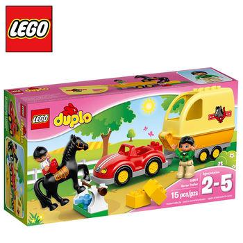 樂高【LEGO】得寶系列 L10807 馬車