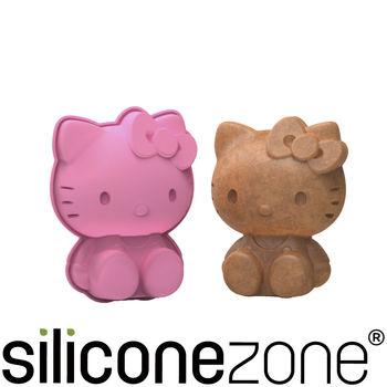 【Siliconezone】施理康Hello Kitty立體蛋糕模