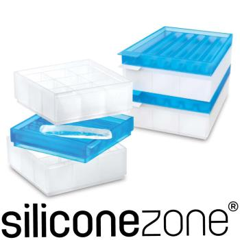 【Siliconezone】施理康三層方形製冰盒