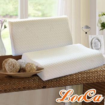 LooCa 天丝纤维特大舒眠记忆枕(1入)《快速到货》