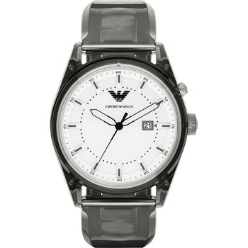 Emporio Armani Summer 時尚腕錶-多色選擇/44mm