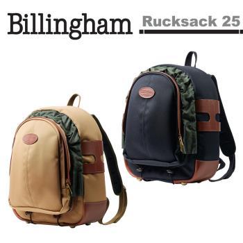 白金漢 Billingham Rucksack 25 後背包/經典材質