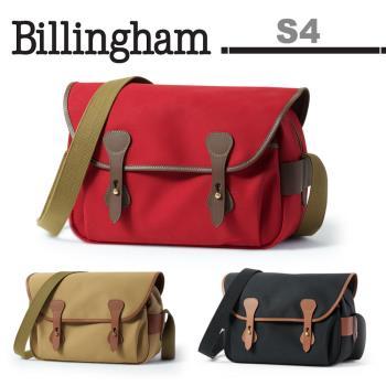 白金漢 Billingham S4 側背包/經典材質