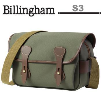 白金漢 Billingham S3 側背包/斜紋材質