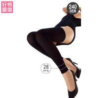 【蒂巴蕾】(超值3件組) 健康對策唐辛子燃燒系健康大腿九分褲-多色可選