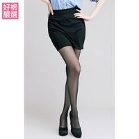 【蒂巴蕾】(超值6雙組) 豐盈輕體-雕空。4012 L-LL彈性絲襪-多色可選