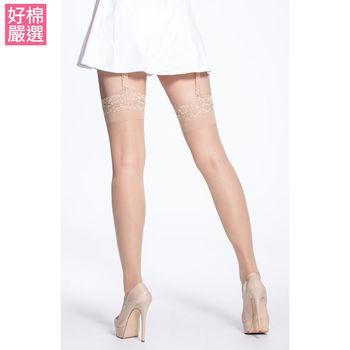 【蒂巴蕾】(超值6雙組) 性感蕾絲SUSPENDERS 吊帶彈性絲襪-多色可選