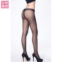 【蒂巴蕾】(超值6雙組) CHIC 低腰 丁字彈性絲襪-多色可選