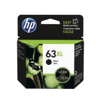 HP F6U64AA NO.63XL 原廠黑色高容量墨水匣