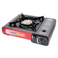 【妙管家】休閒瓦斯爐(附手提箱) K080