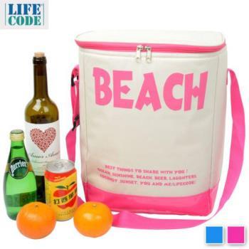 LIFECODE BEACH 高桶保冰袋 23L