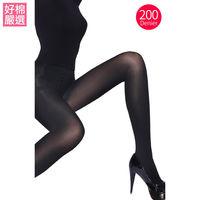 【蒂巴蕾】(超值6雙組) 純粹暖 Warm 200D天鵝絨褲襪-多色任選