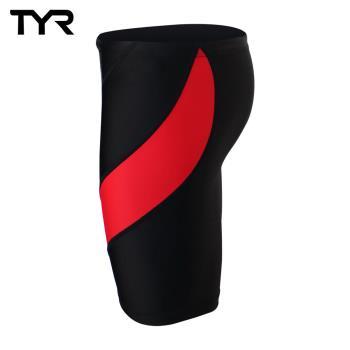 美國TYR男男用訓練及膝泳褲Aura Jammer Red