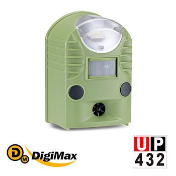 DigiMax地震魚多功能地震警報器UP-432