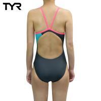 美國TYR女用修身款泳裝Genna Flexback Tiffany 台灣總代理