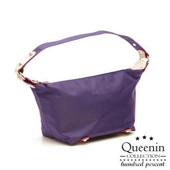 DF Queenin - 時尚休閒少女輕盈袖珍肩背包-共3色