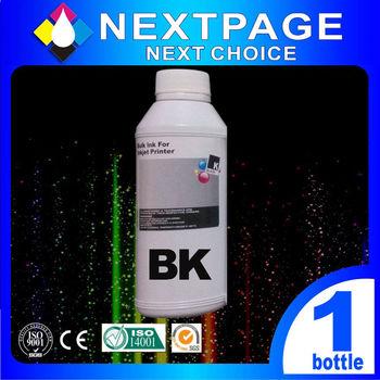 【NEXTPAGE】Lexmark 全系列 Dye Ink 黑色可填充染料墨水瓶/250ml【台灣榮工】