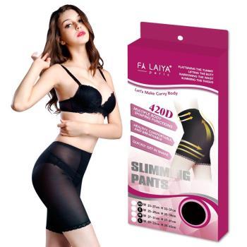 【 Fa Laiya 】 輕鬆穿簡單塑-塑身褲 法國新曲線