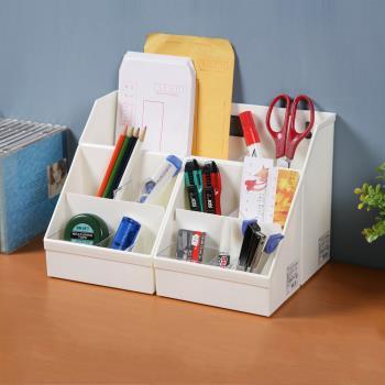 【真心良品】德思克小聰明收納盒(6件組)