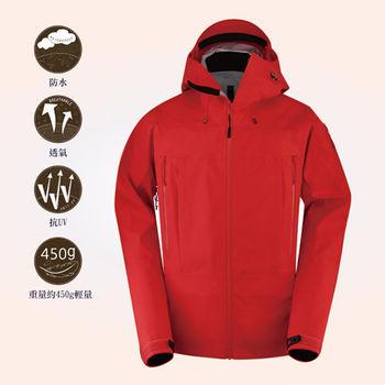 【AITH】防水防風保暖透氣機能外套AI-4101-RED