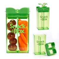 【Snack in the box】Tritan運動點心隨身罐-果凍綠