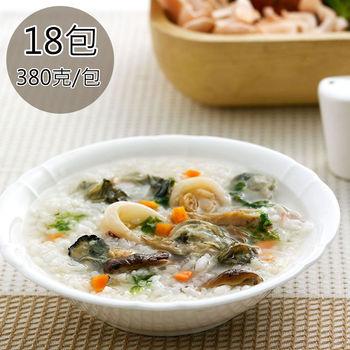 天和鮮物 招牌海鮮粥18包(380g/包)