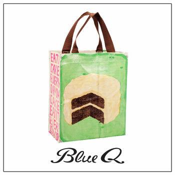 Blue Q 手提托特包 - Eat Cake 吃蛋糕