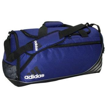 【Adidas】2016時尚Team speed鈷藍中型行李袋(預購)