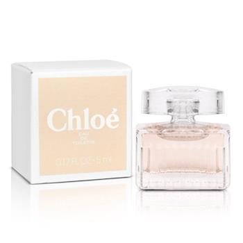 Chloe 白玫瑰女性淡香水 5ml