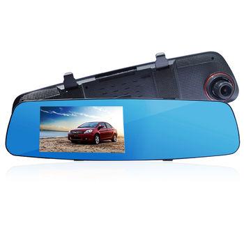 CORAL後視鏡型GPS行車整合器