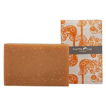 《泰香》Soap-n-Scent  蜂蜜山羊奶手工保養皂100g