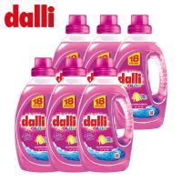 德國Dalli 全效洗衣精-護色去污1.35L(6入/箱)