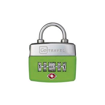 【Go Travel】TSA 生日密碼鎖-綠色 indulgence 寵愛自己
