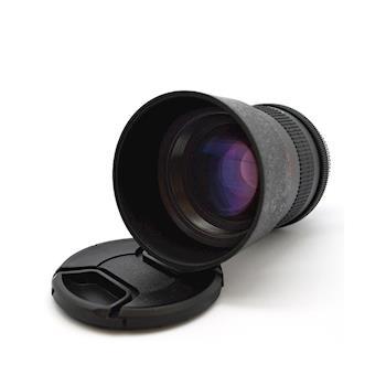 ROWA-JAPAN 單眼相機專用鏡頭 85mm F1.8 大光圈手動定焦鏡 For Canon