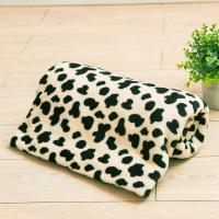 Lapin 小麥町 加厚包邊保暖法蘭絨毯(150x190cm)