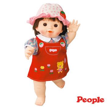 【日本POPO-CHAN】草莓吊帶裙POPO-CHAN