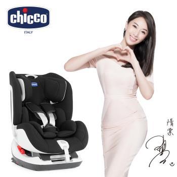 chicco-Seat up 012 Isofix安全汽座-夜幕黑
