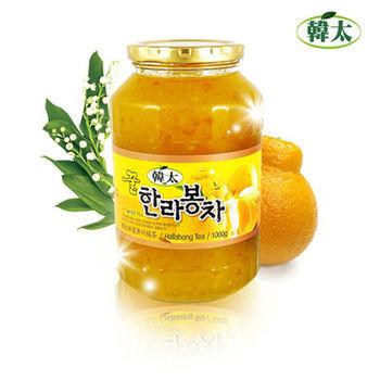 韓太 韓國黃金蜂蜜濟州橘茶 1KG