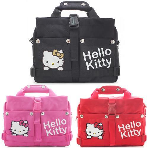 吉尼佛 JENOVA Hello Kitty 322 多功能數位相機包
