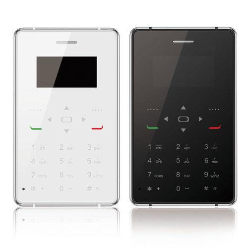 【長江】H1超薄金屬迷你時尚名片手機-3G版(無照相功能)