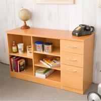 【澄境】變化型書櫃型書桌電腦桌