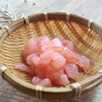 魚博士-魚霸 台灣野生煎蛋專用蝦仁150g *3盒